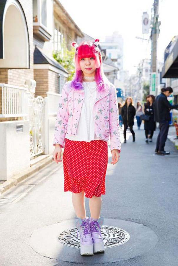 Η μόδα στους δρόμους του Τόκιο #5 (13)
