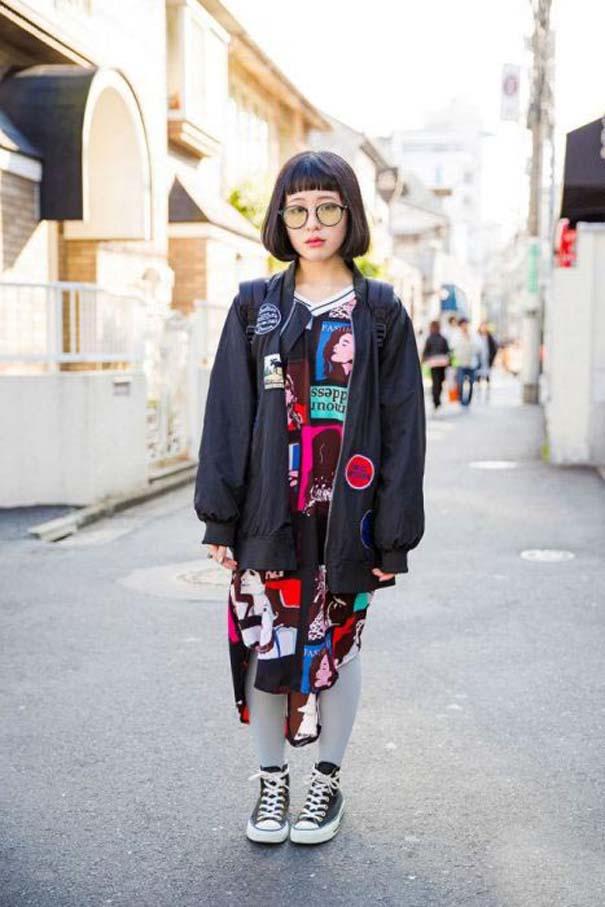 Η μόδα στους δρόμους του Τόκιο #5 (14)