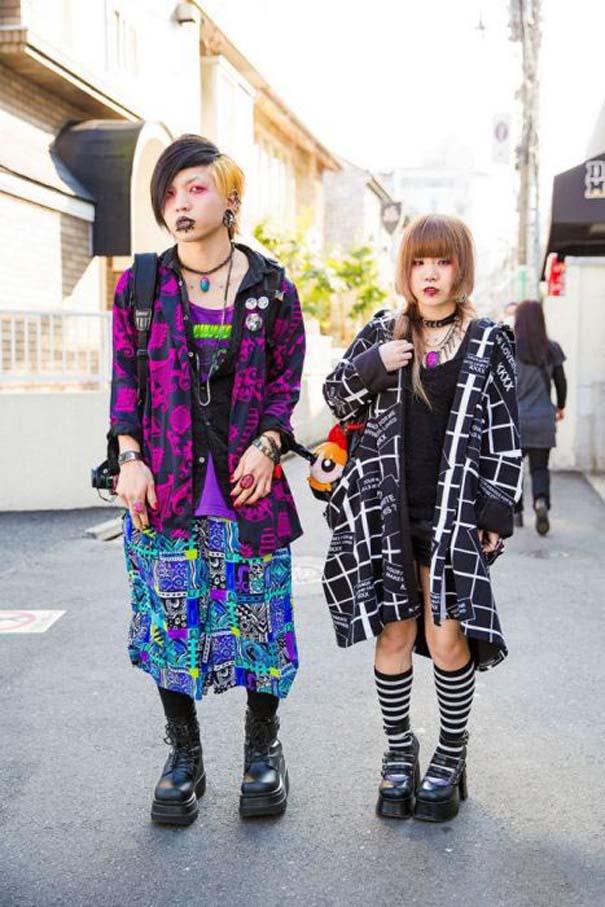 Η μόδα στους δρόμους του Τόκιο #5 (15)