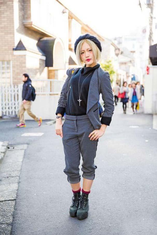 Η μόδα στους δρόμους του Τόκιο #5 (16)