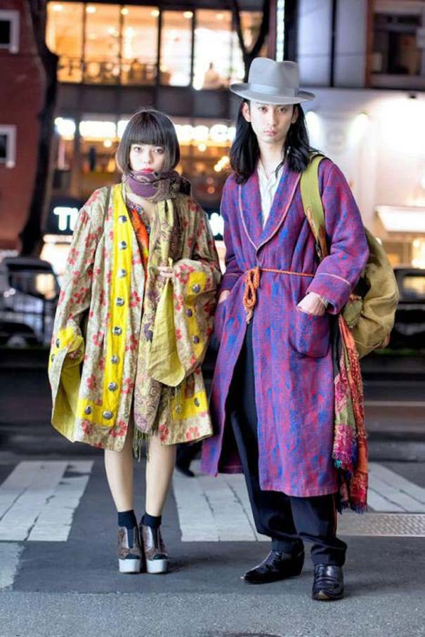 Η μόδα στους δρόμους του Τόκιο #5 (19)