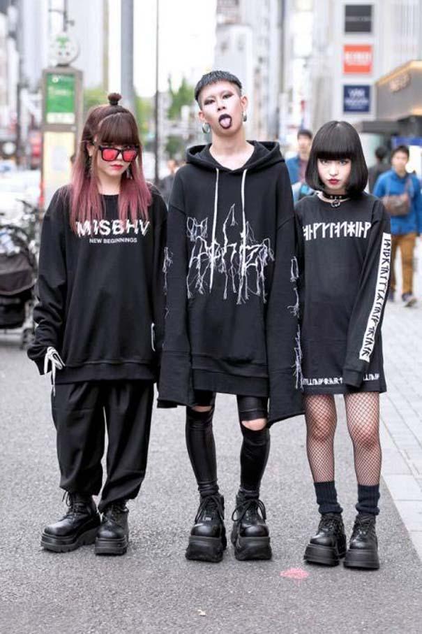 Η μόδα στους δρόμους του Τόκιο #5 (3)