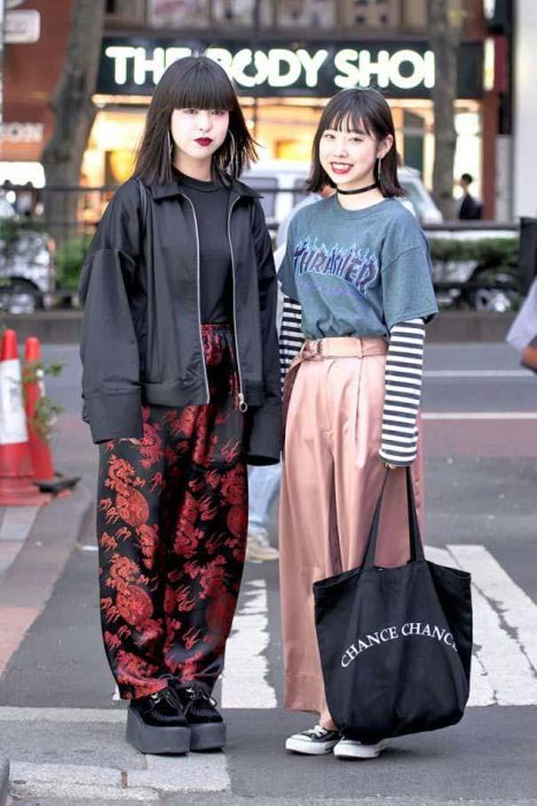 Η μόδα στους δρόμους του Τόκιο #5 (5)