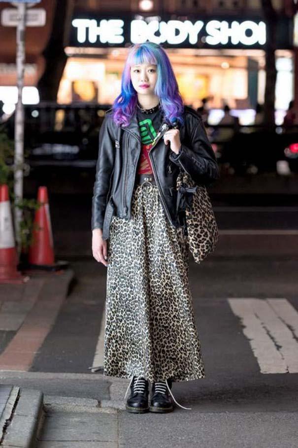 Η μόδα στους δρόμους του Τόκιο #5 (6)