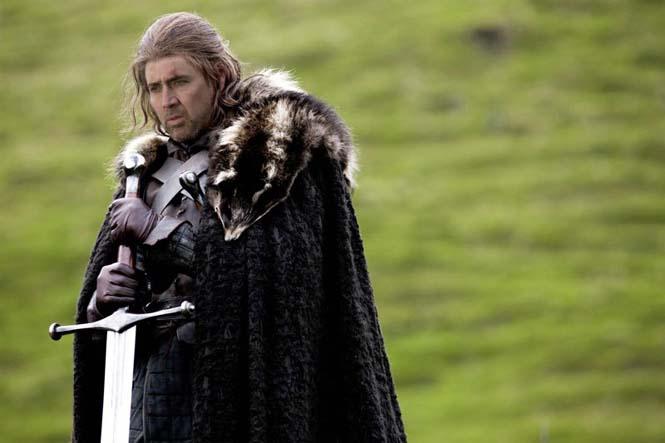 Αν ο Nicolas Cage πρωταγωνιστούσε σε όλους τους ρόλους του Game of Thrones (1)