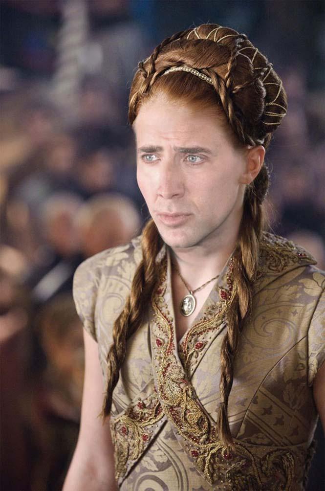 Αν ο Nicolas Cage πρωταγωνιστούσε σε όλους τους ρόλους του Game of Thrones (5)