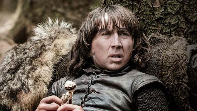 Αν ο Nicolas Cage πρωταγωνιστούσε σε όλους τους ρόλους του Game of Thrones (9)