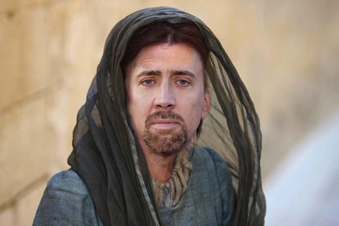 Αν ο Nicolas Cage πρωταγωνιστούσε σε όλους τους ρόλους του Game of Thrones (10)