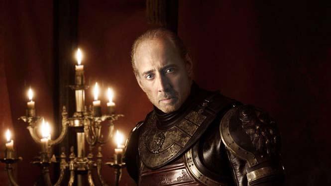 Αν ο Nicolas Cage πρωταγωνιστούσε σε όλους τους ρόλους του Game of Thrones (15)
