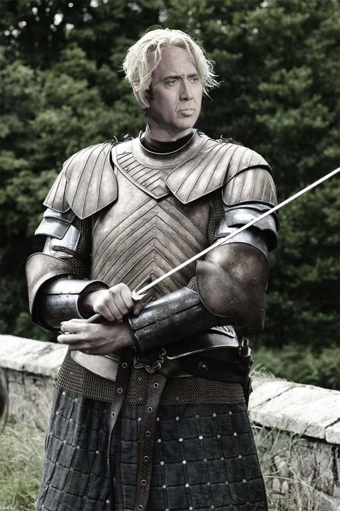 Αν ο Nicolas Cage πρωταγωνιστούσε σε όλους τους ρόλους του Game of Thrones (18)