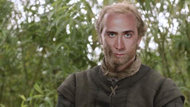 Αν ο Nicolas Cage πρωταγωνιστούσε σε όλους τους ρόλους του Game of Thrones (20)