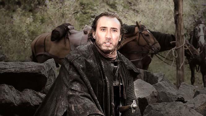 Αν ο Nicolas Cage πρωταγωνιστούσε σε όλους τους ρόλους του Game of Thrones (21)