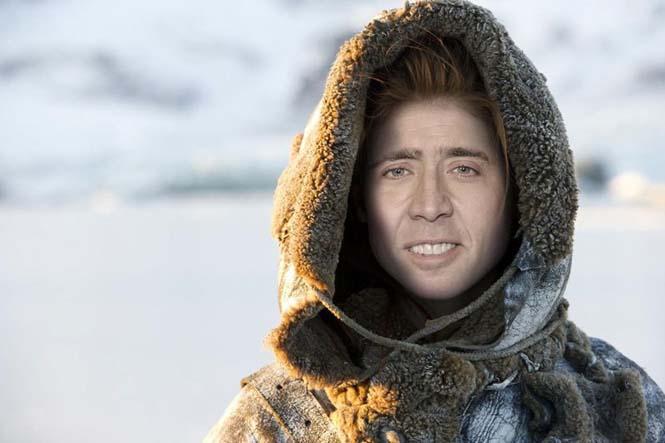Αν ο Nicolas Cage πρωταγωνιστούσε σε όλους τους ρόλους του Game of Thrones (24)