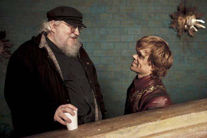 Όταν οι πρωταγωνιστές του Game Of Thrones χαλαρώνουν (1)