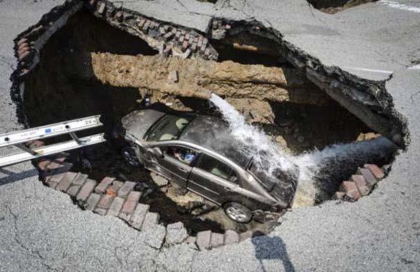 Ασυνήθιστα τροχαία ατυχήματα #36 (2)