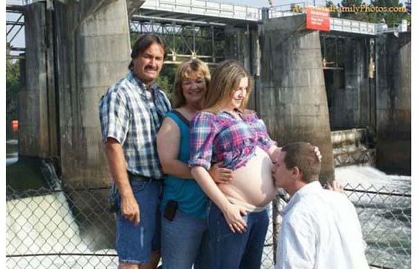 Παράξενες οικογενειακές φωτογραφίες #21 (3)