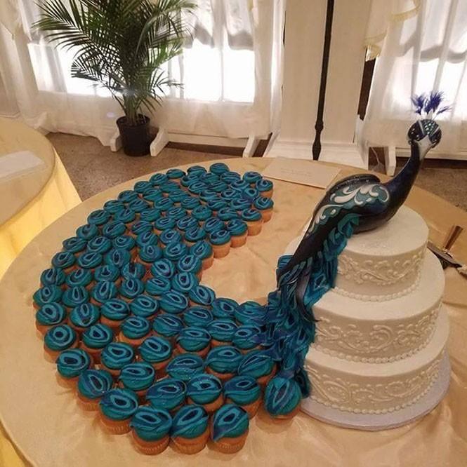 Εξαιρετικά δημιουργική γαμήλια τούρτα   Φωτογραφία της ημέρας