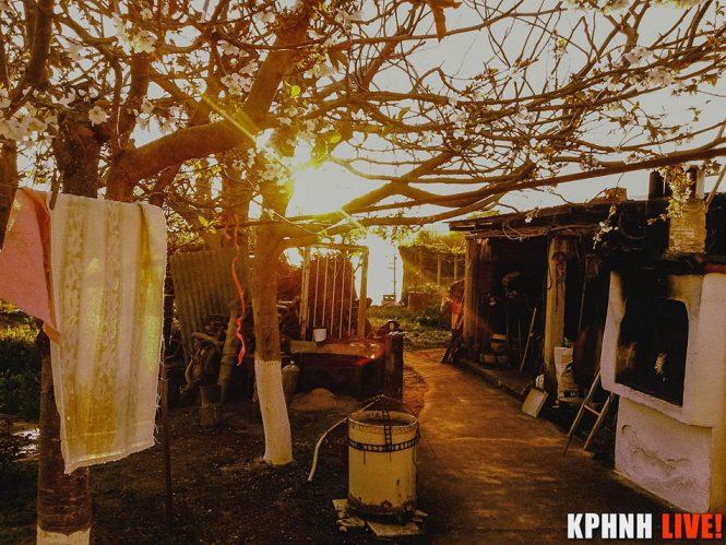 Παραδοσιακή χωριάτικη αυλή | Φωτογραφία της ημέρας