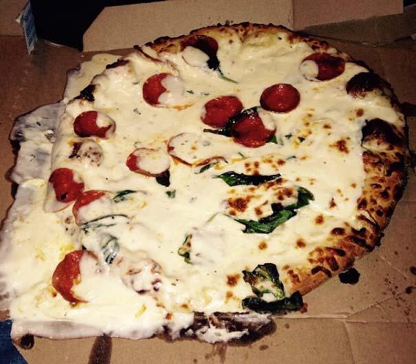 Πίτσα: 22 τραγικές περιπτώσεις που... θα σου κόψουν την όρεξη! (7)