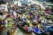 Πλωτές αγορές της νοτιοανατολικής Ασίας (2)