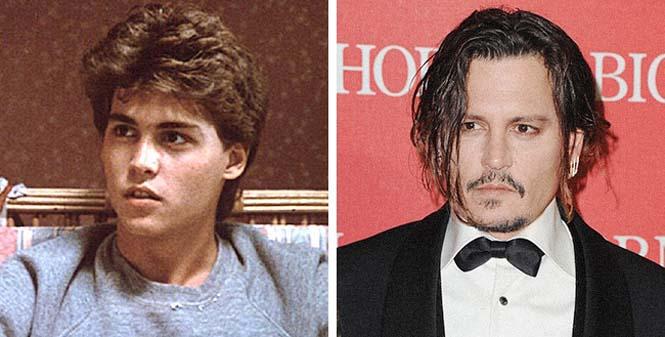 Πόσο άλλαξαν διάσημοι ηθοποιοί από την πρώτη τους εμφάνιση (1)