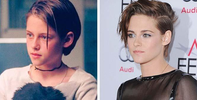 Πόσο άλλαξαν διάσημοι ηθοποιοί από την πρώτη τους εμφάνιση (2)