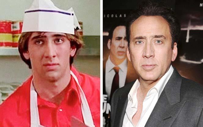 Πόσο άλλαξαν διάσημοι ηθοποιοί από την πρώτη τους εμφάνιση (3)
