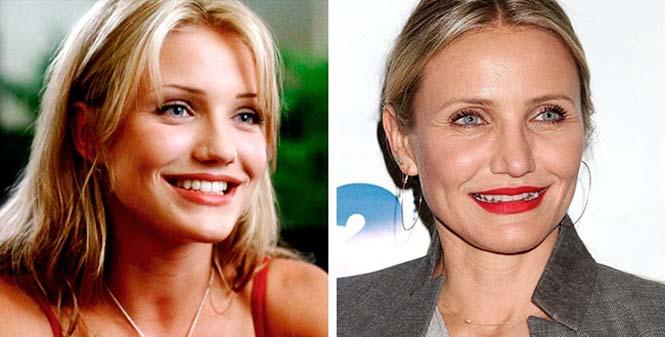 Πόσο άλλαξαν διάσημοι ηθοποιοί από την πρώτη τους εμφάνιση (6)