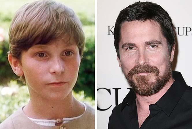Πόσο άλλαξαν διάσημοι ηθοποιοί από την πρώτη τους εμφάνιση (9)