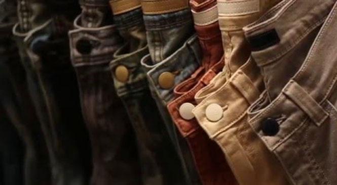 Πως κάνουν τα καινούργια jean να φαίνονται φορεμένα