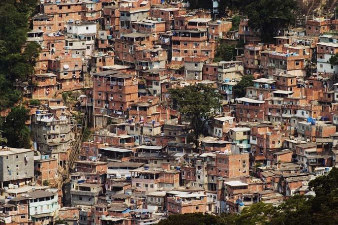 Πυκνοκατοικημένες περιοχές μεγαλουπόλεων του κόσμου (27)