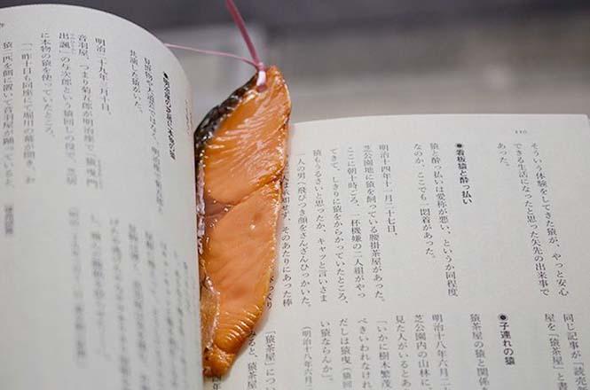 Σελιδοδείκτης μπέικον και άλλα αλλόκοτα σχέδια από την Ιαπωνία (5)