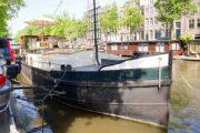 Σκάφος - σπίτι στο Άμστερνταμ (1)