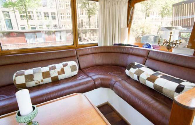 Σκάφος - σπίτι στο Άμστερνταμ (5)
