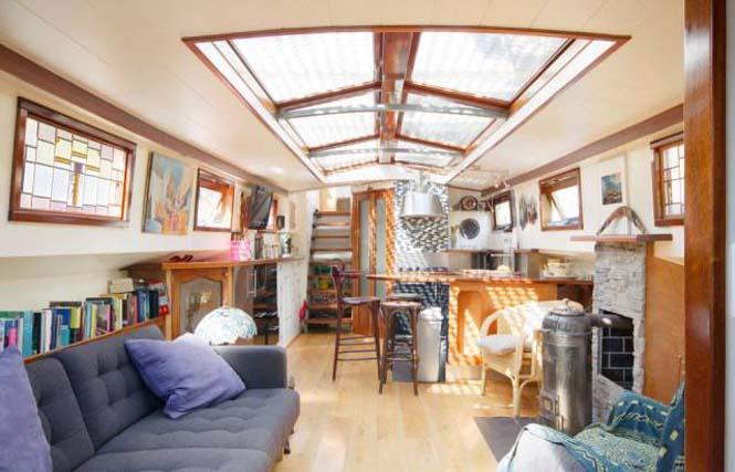 Σκάφος - σπίτι στο Άμστερνταμ (6)