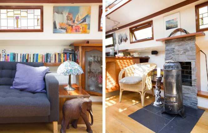 Σκάφος - σπίτι στο Άμστερνταμ (13)