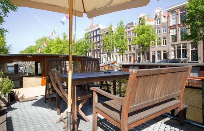 Σκάφος - σπίτι στο Άμστερνταμ (18)