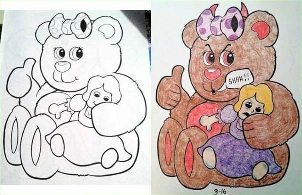 Σχέδια ζωγραφικής... στα χέρια ενηλίκων #3 (2)