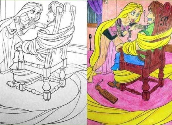 Σχέδια ζωγραφικής... στα χέρια ενηλίκων #3 (7)