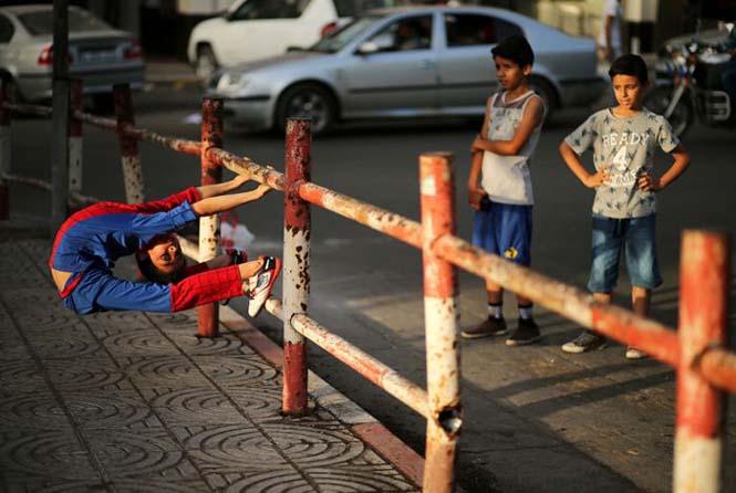 12χρονος Spiderman (1)