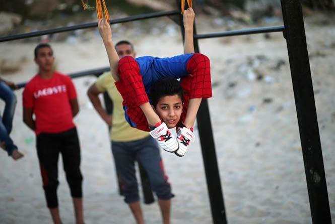 12χρονος Spiderman (2)