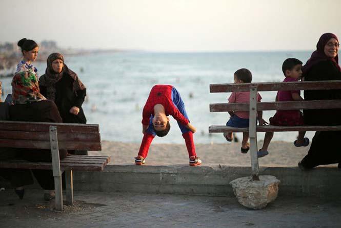 12χρονος Spiderman (4)