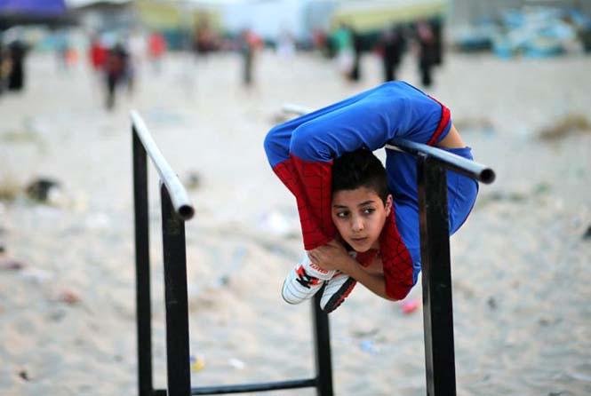 12χρονος Spiderman (6)