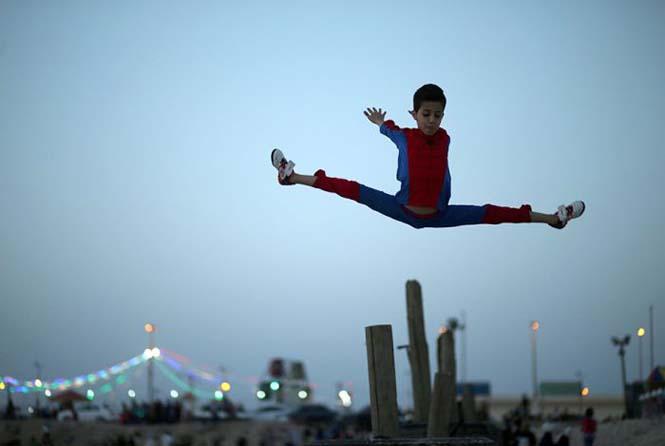 12χρονος Spiderman (7)