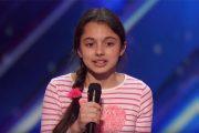 13χρονη μάγεψε την Αμερική τραγουδώντας όπερα