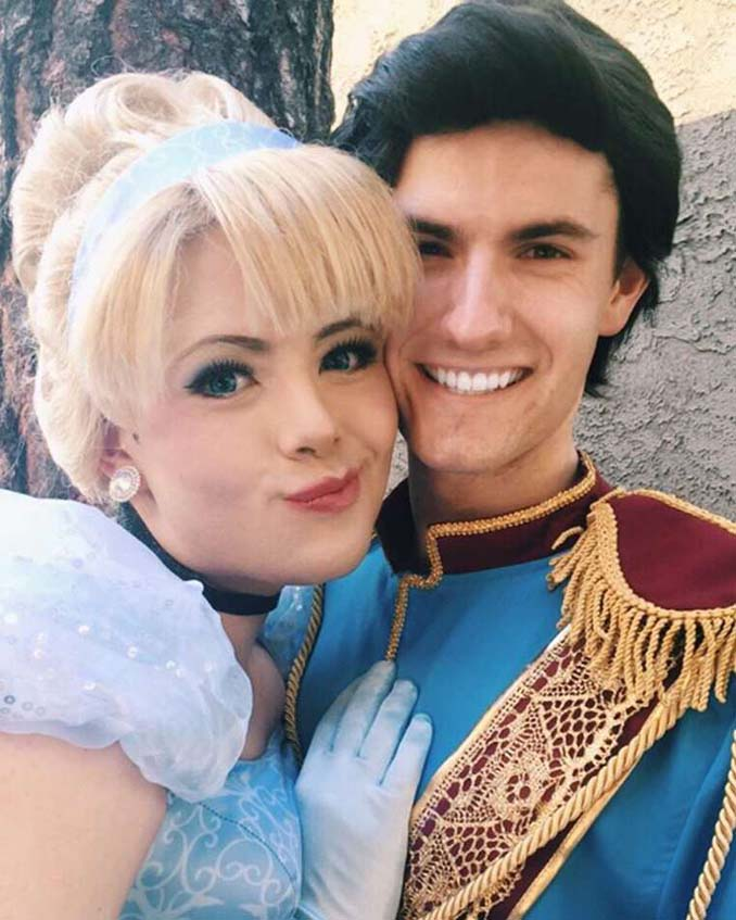 21χρονος μεταμορφώνεται σε πριγκίπισσες της Disney (10)