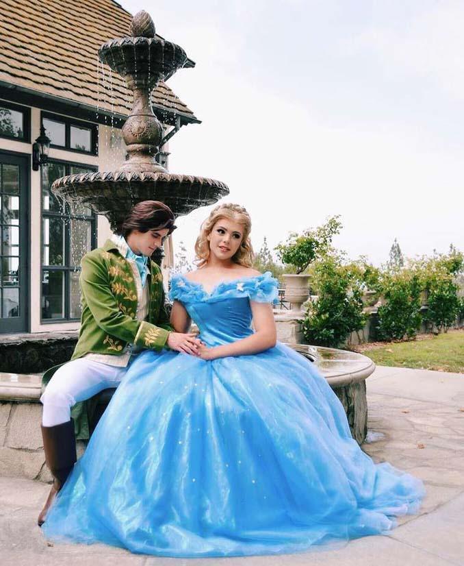 21χρονος μεταμορφώνεται σε πριγκίπισσες της Disney (25)
