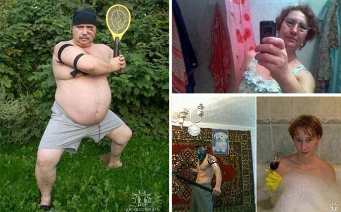 Ακαταμάχητες φωτογραφίες από τα κοινωνικά δίκτυα της Ρωσίας