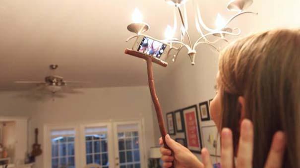 Αν δεν έχεις selfie stick μπορείς πάντα να αυτοσχεδιάσεις (2)