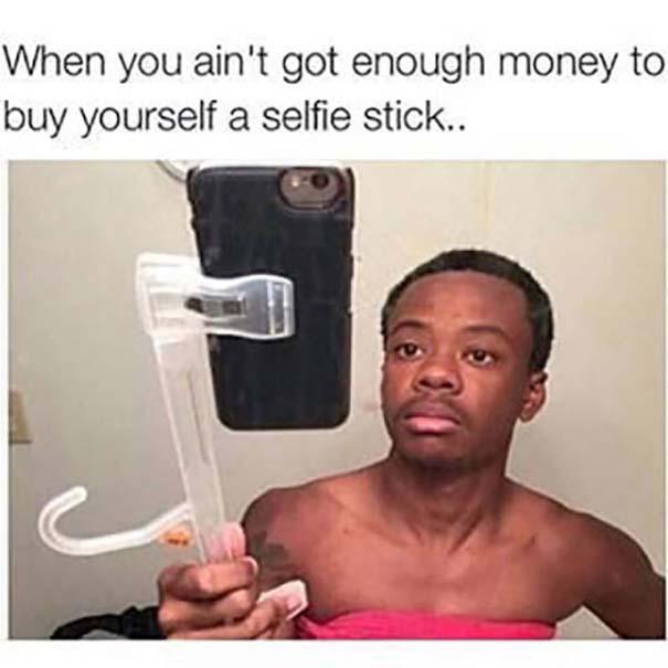 Αν δεν έχεις selfie stick μπορείς πάντα να αυτοσχεδιάσεις (4)